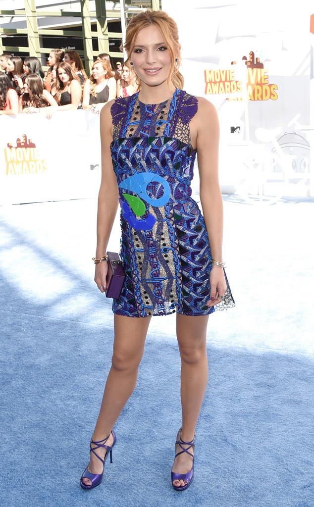 Bella Thorne, MTV Movie Awards