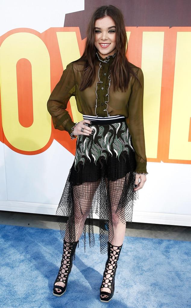 Hailee Steinfeld, MTV Movie Awards