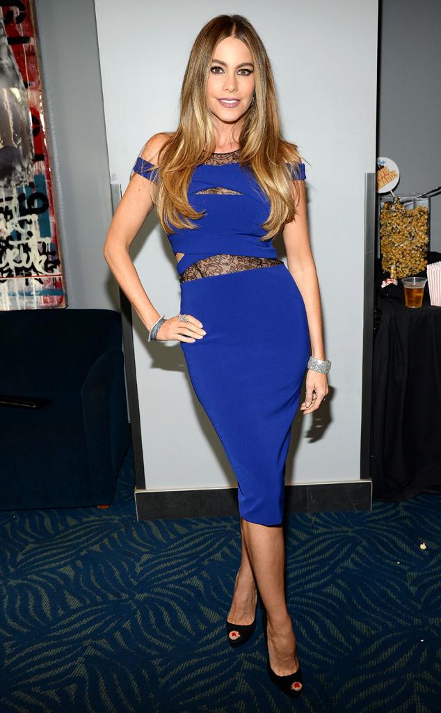 Sofia Vergara, MTV Movie Awards