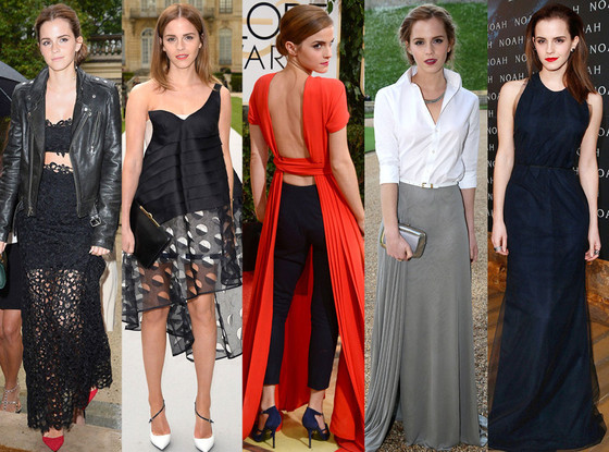 Emma Watson, Best Looks
