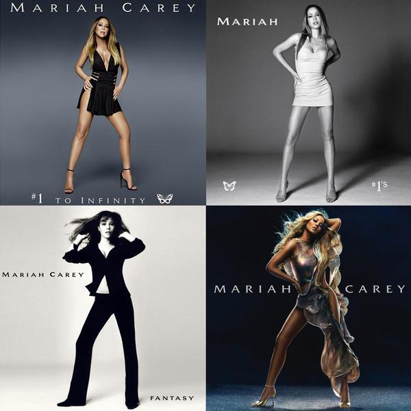 Mariah Carey, Album