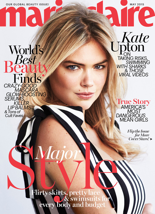 Kate Upton, Marie Claire