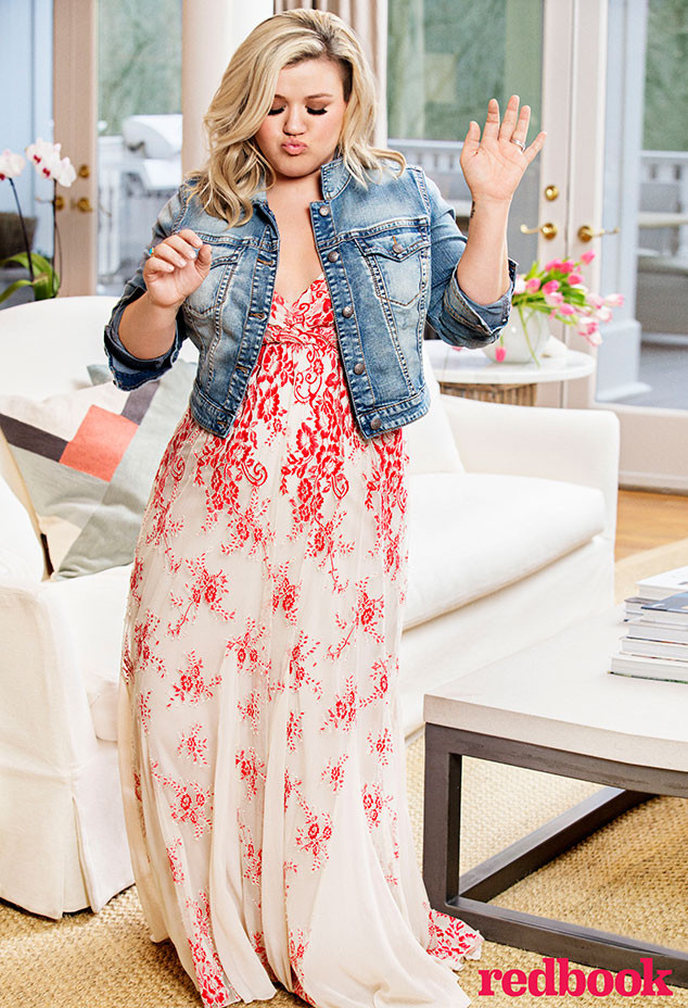 Kelly Clarkson, Redbook Magazine