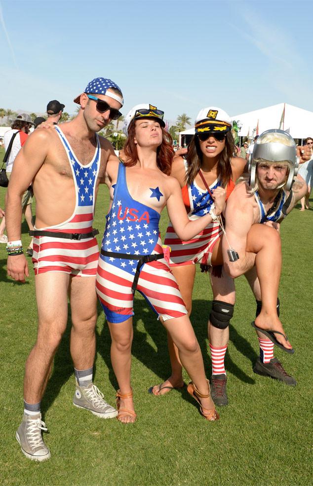 Os looks mais ridículos do Coachella 2015