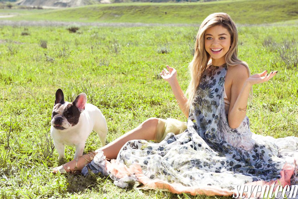 Sarah Hyland, Seventeen Magazine