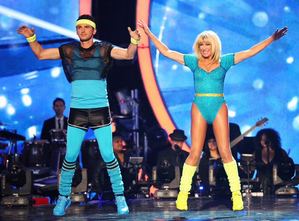 Suzanne Somers, DWTS' Craziest Costumes