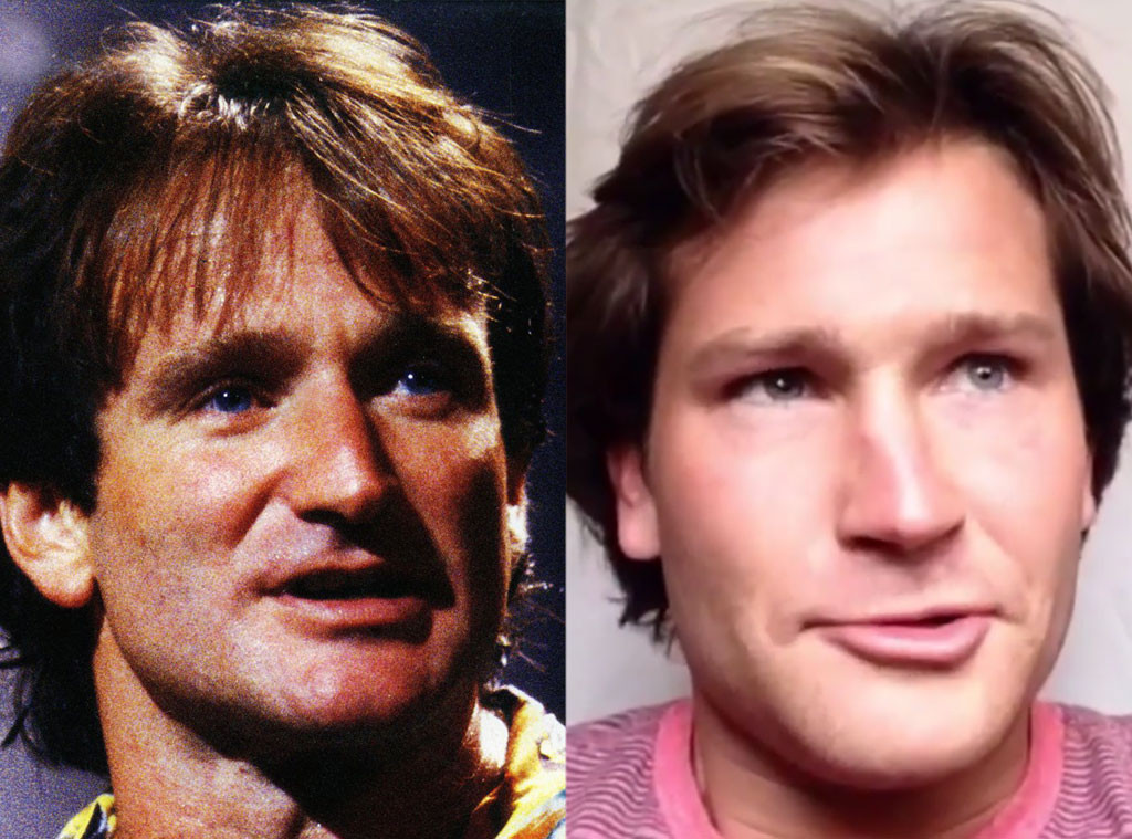 Robin Williams, Jamie Costa