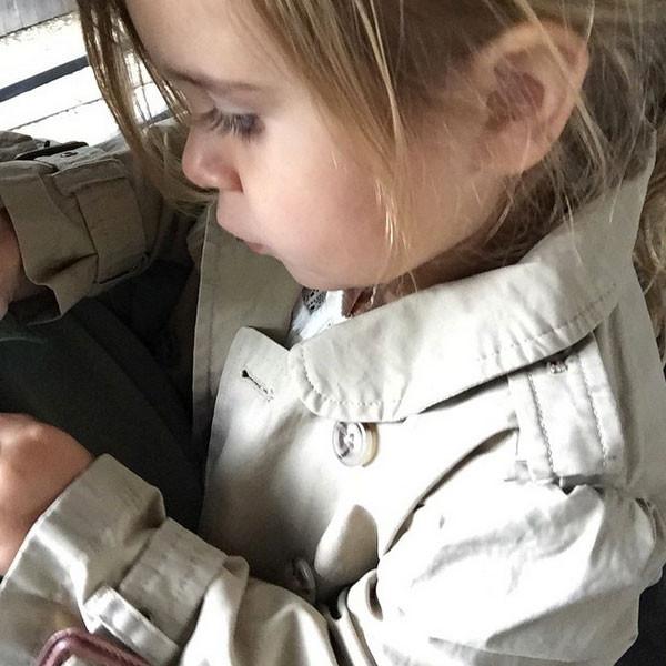 Penelope Disick, Kourtney Kardashian, Instagram