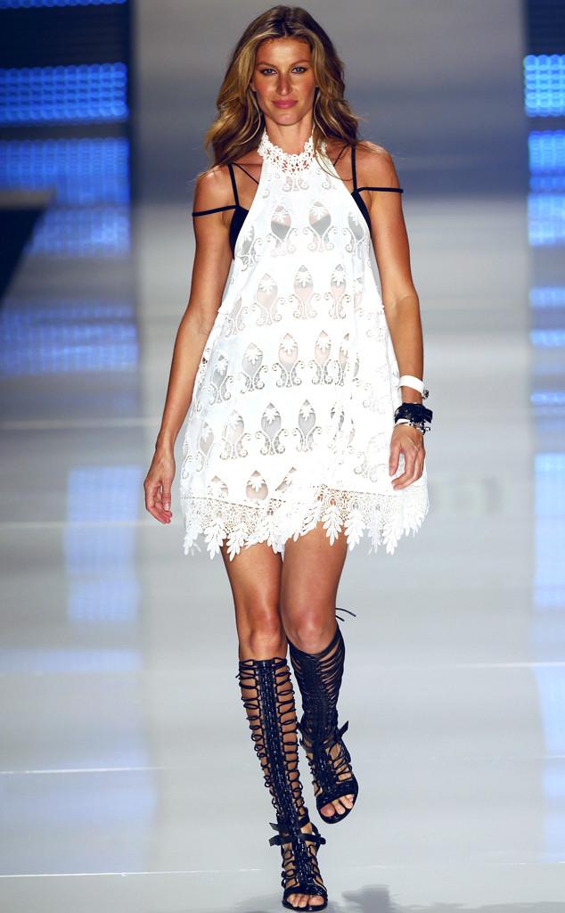 8844fb665 Gisele Bündchen Stuns During Farewell Runway Show in Brazil—Plus ...