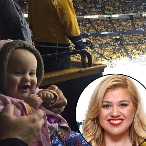 Kelly Clarkson, River Rose Blacstock