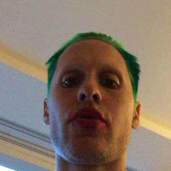 Jared Leto, Joker, Snapchat
