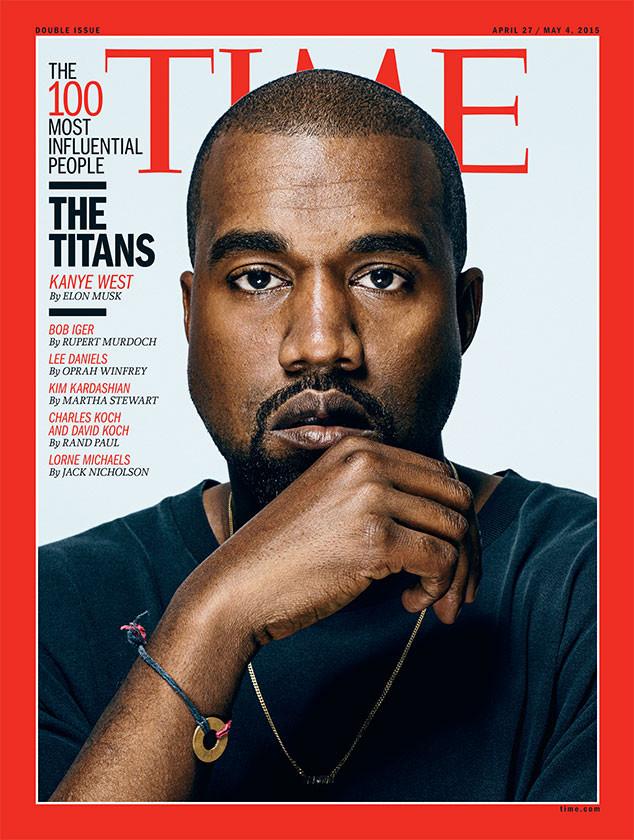 Kanye West, TIME 100