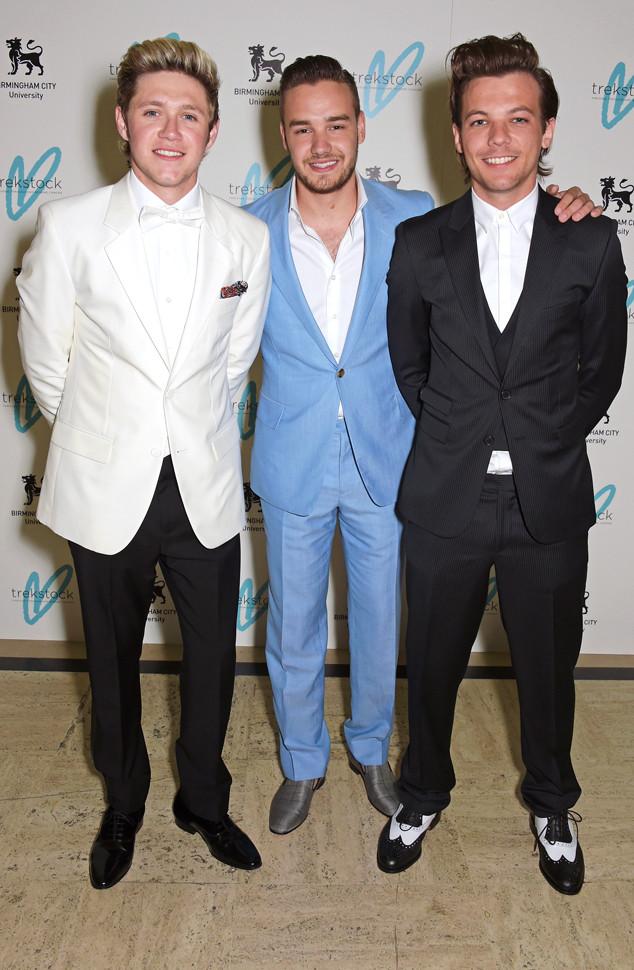 Niall Horan, Liam Payne, Louis Tomlinson
