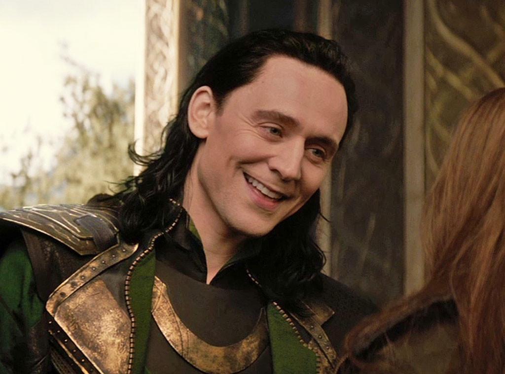 Tom Hiddleston, Loki, Thor, Royal Spares
