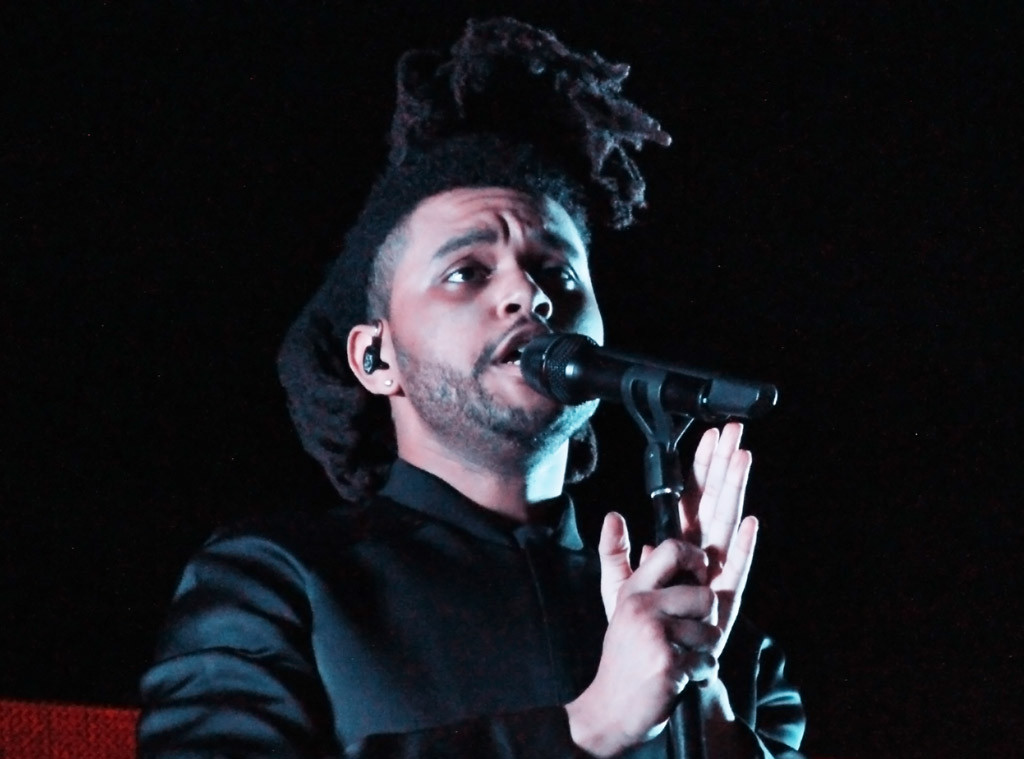 The Weeknd, Coachella 2015