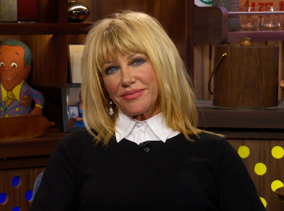 Suzanne Somers, WWHL