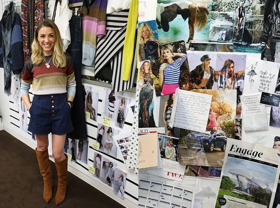 Trendsetters, Intermix, Fashion Director, Gia Ghezzi