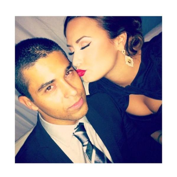 Demi Lovato, Instagram