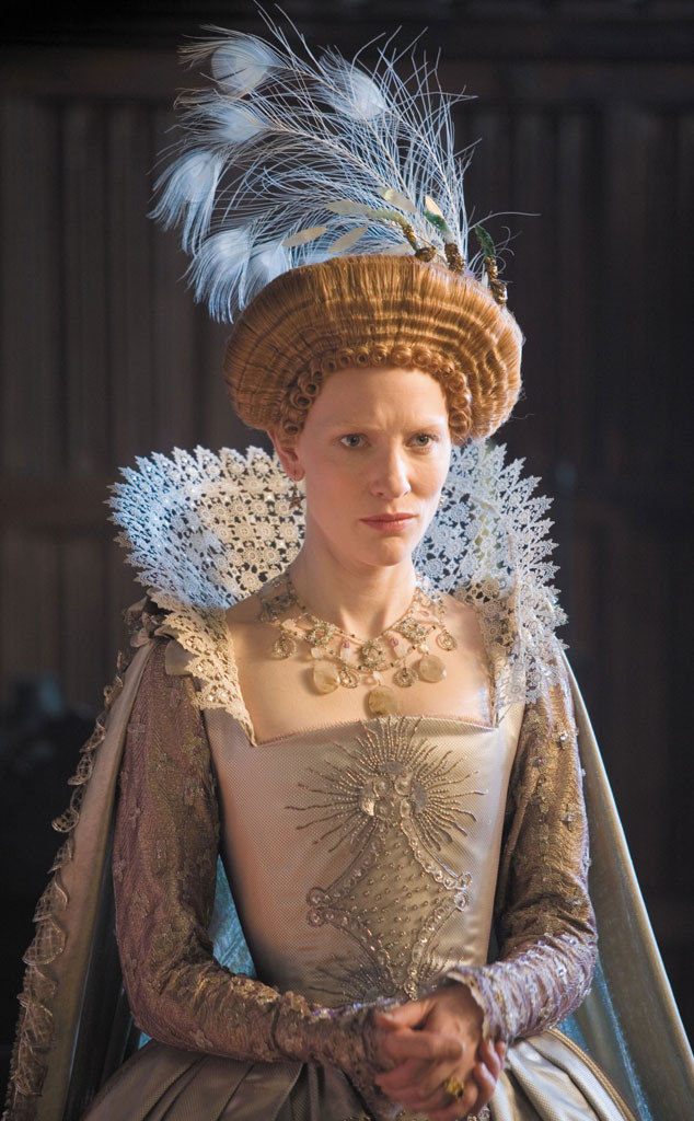 Cate Blanchett, Elizabeth: The Golden Age, Royal Spares