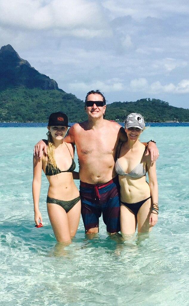 Orianthi in bikini
