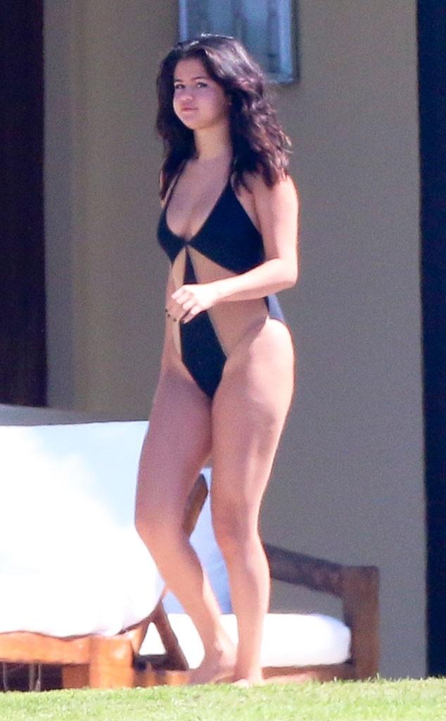 Selena Gomez Curves