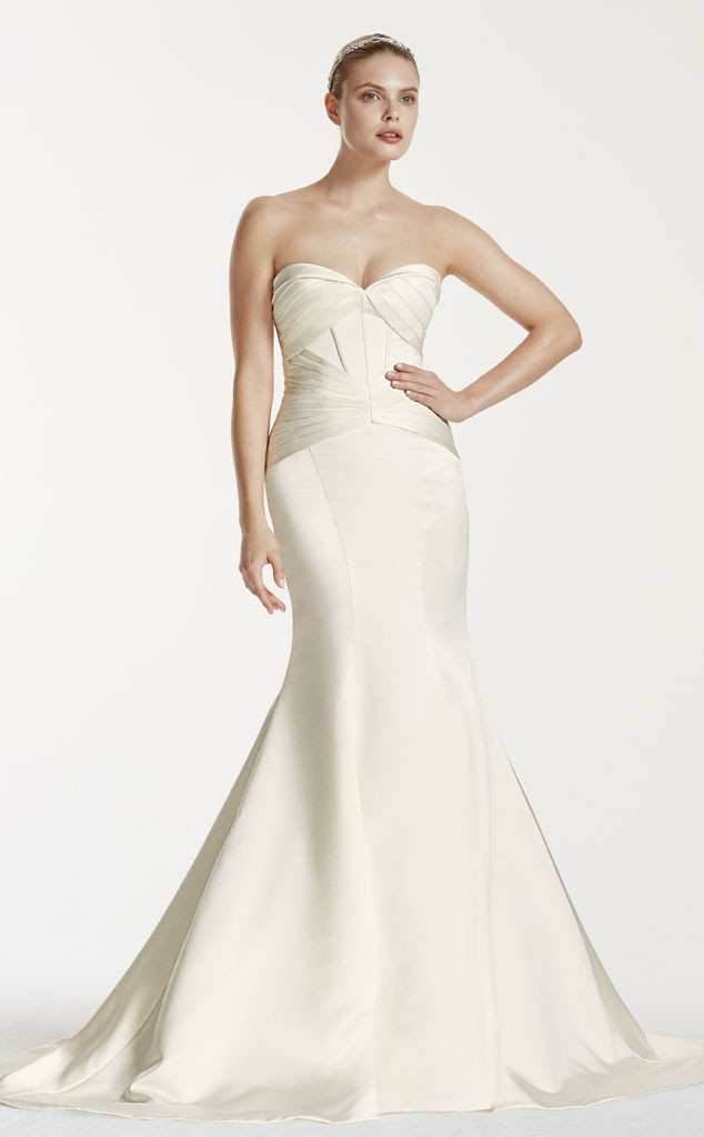 Zac Posen, Fall 2015, David's Bridal