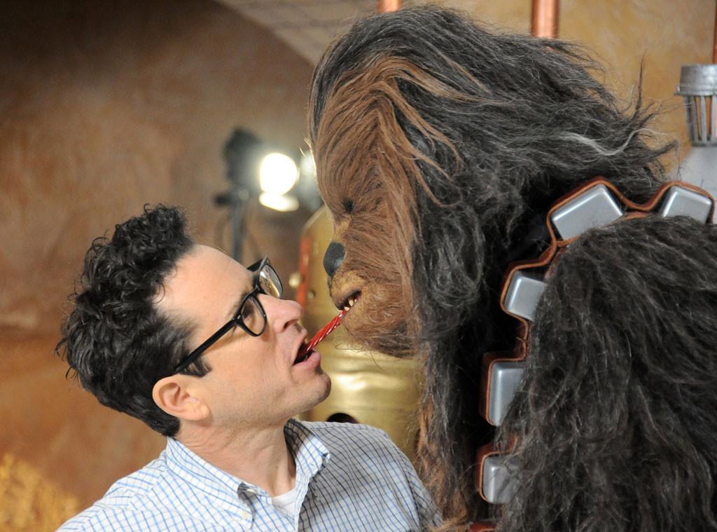 J.J. Abrams, Chewbacca