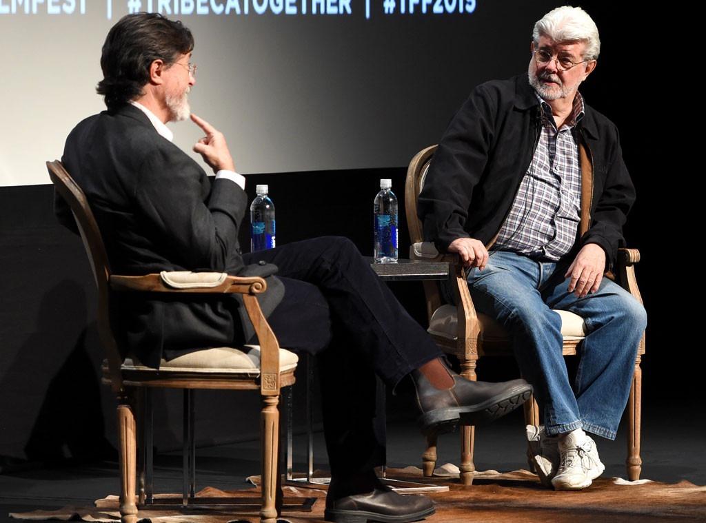 George Lucas, Stephen Colbert