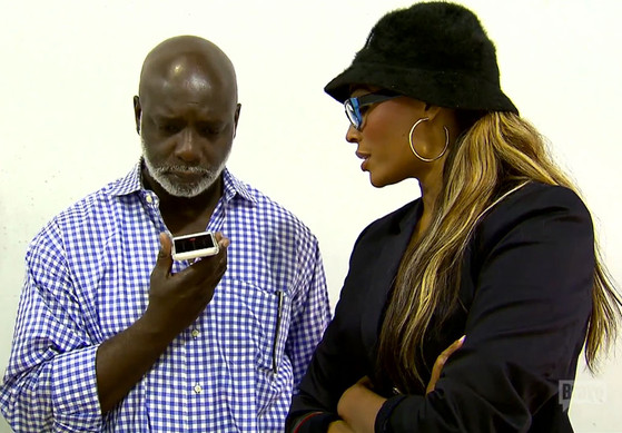 RHOA, Cynthia Bailey, Peter Thomas