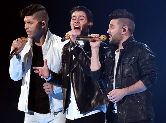 Nick Jonas, Dan + Shay, Academy of Country Music Awards