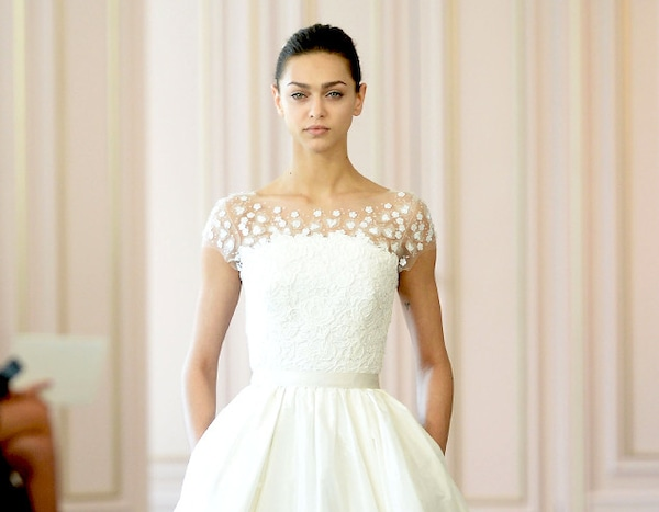 Oscar de la renta from best looks from the spring 2016 bridal oscar de la renta from best looks from the spring 2016 bridal collections e news junglespirit Gallery