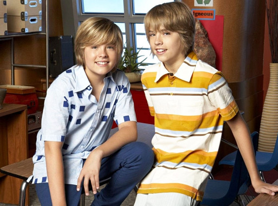 There Was A Suite Life Of Zack & Cody Reunion Last Week