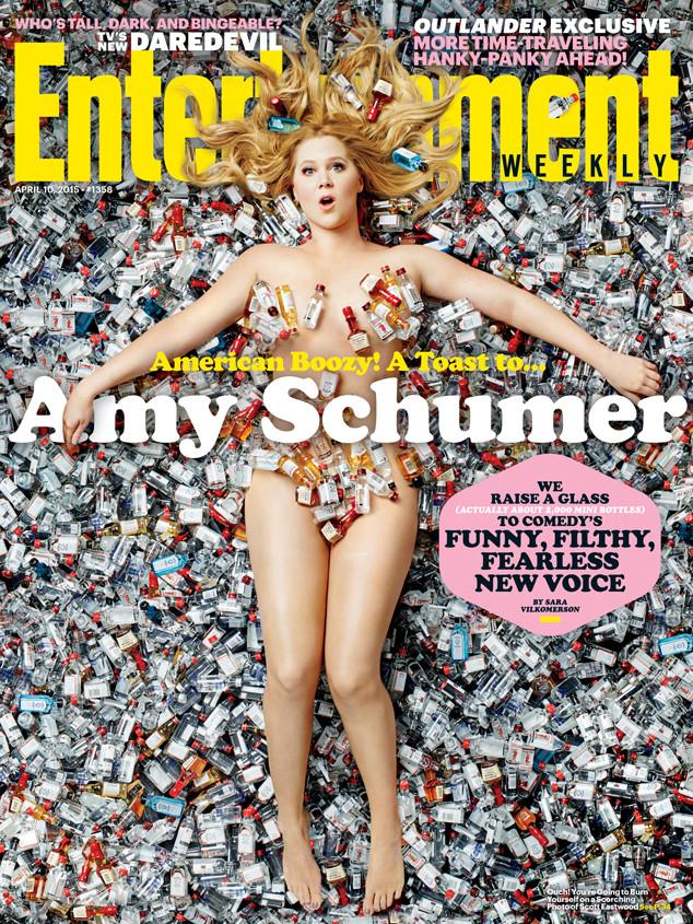 Amy Schumer, EW