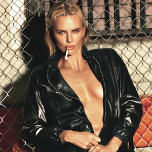Charlize theron sexy movies