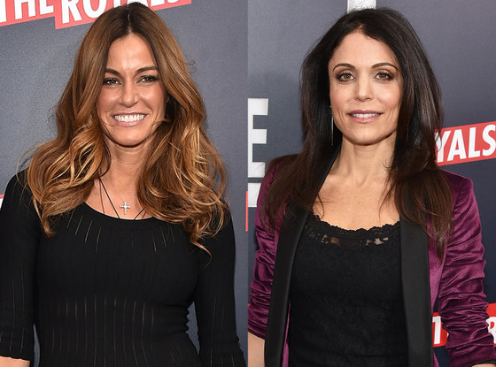Bethenny Frankel, Kelly Bensimon