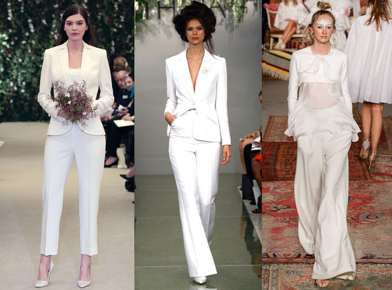 Wedding Pantsuits, 2016 Spring Bridal