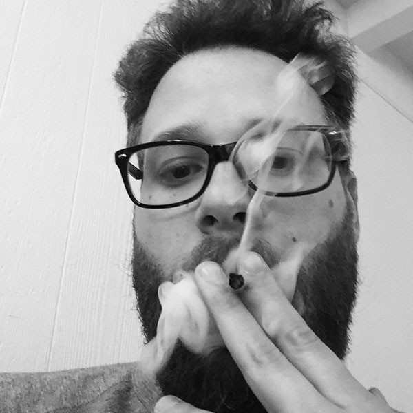 Seth Rogen, 420, Instagram