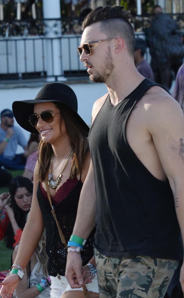 Lea Michele, Coachella