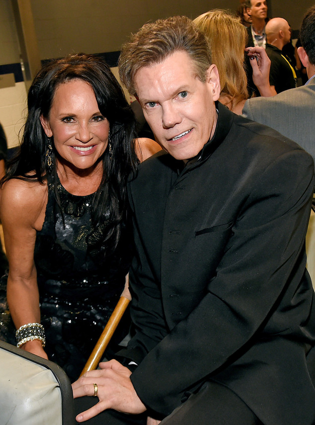 Randy Travis, Mary Davis