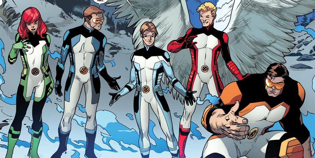 X-Men, Marvel