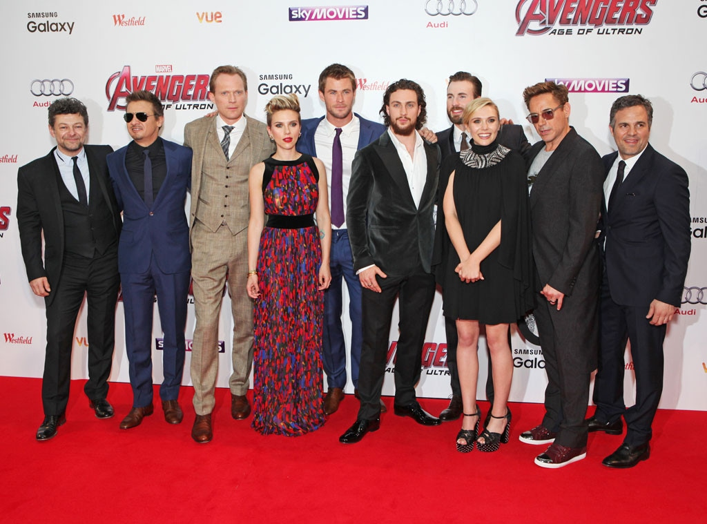 Avengers, Cast