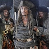 Johnny Depp, Jerry Bruckheimer, Instagram