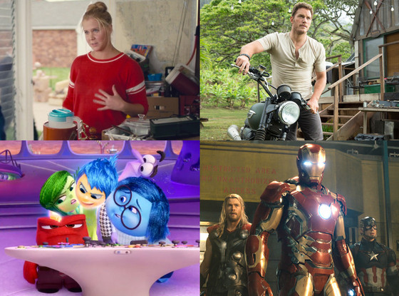 The 22 Biggest Summer Movies of 2015, Ranked | E! News