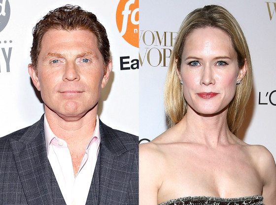 Bobby Flay, Stephanie March