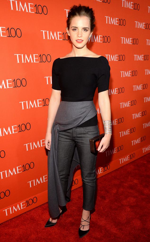 Emma Watson, TIME 100 Gala