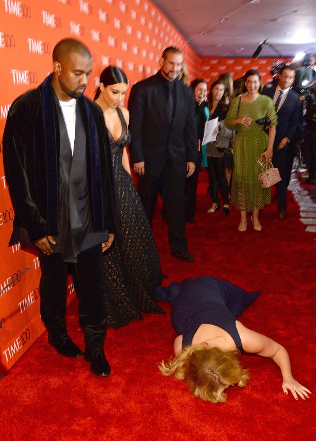 Kanye West, Kim Kardashian West, Amy Schumer