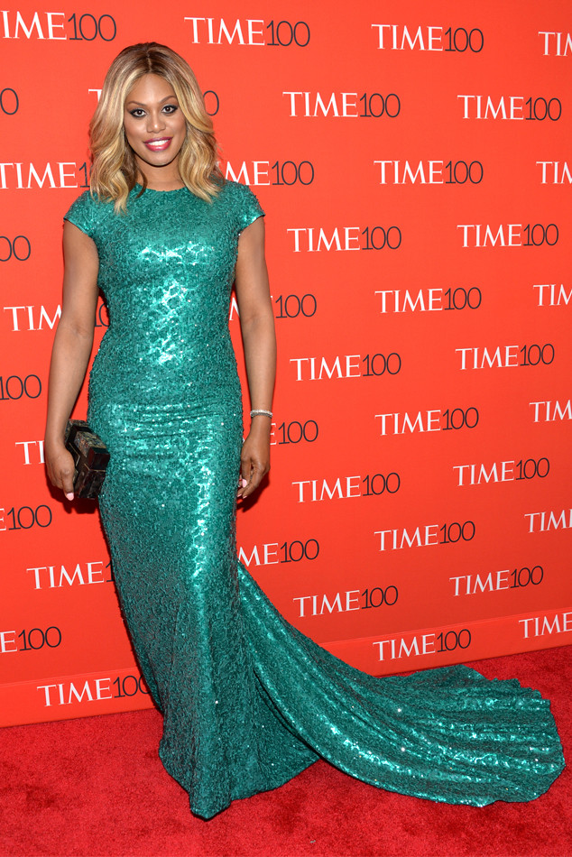 Laverne Cox, TIME 100 Gala