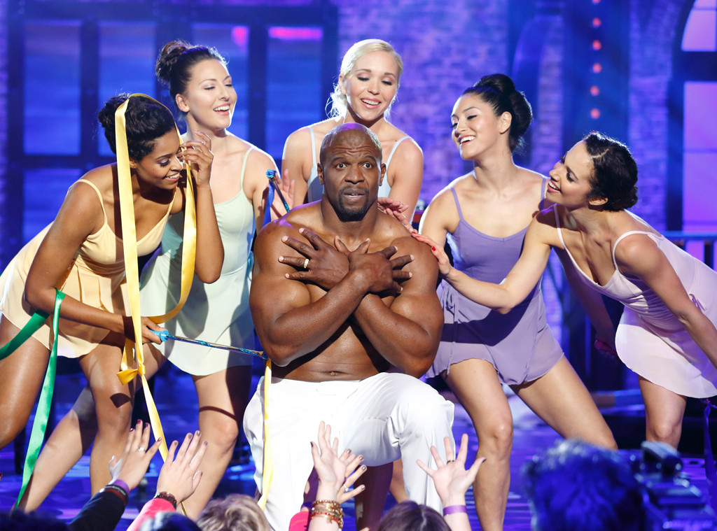 Lip Sync Battle, Terry Crews