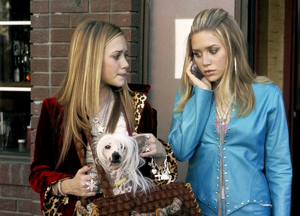 Mary Kate And Ashley Movies Celebrate The Olsen Twins: NO. 10: New York Minute From The Official Ranking Of All