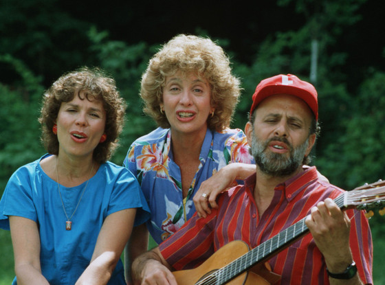 Lois Lilienstein, Bram Morrison, Sharon Hampson, The Elephant Show